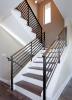 40 Awesome Modern Stairs Railing Design 10