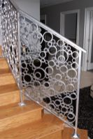 40 Awesome Modern Stairs Railing Design 12