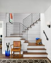 40 Awesome Modern Stairs Railing Design 16