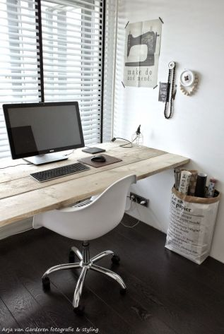 75 Most Favorite Home Workspace Inspirations Design 15
