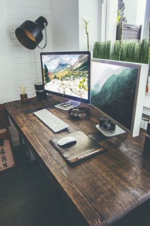 75 Most Favorite Home Workspace Inspirations Design 67