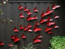 Stunning Creative Fence Ideas for Your Home Yard 44