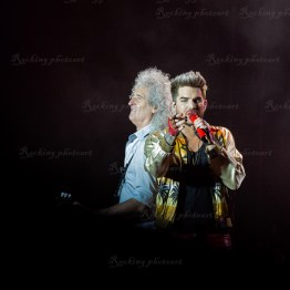 Queen, Adam Lambert srf 16-3686
