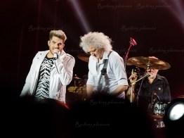 Queen, Adam Lambert srf 16-3707