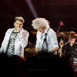 Queen, Adam Lambert srf 16-3707