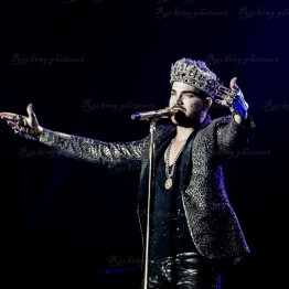 Queen, Adam Lambert srf 16-3728