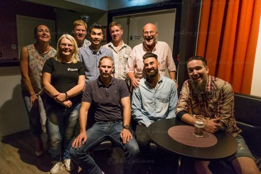 Anna Popper, Mats Andersson, Martin Johansson, Tobias Erehed,Thomas Oredsson, Agneta Henriksson, Eric Andersson, Anosh Parvazi, Henrik Nordberg