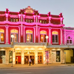 Theatre Royal in Christchurch