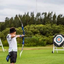 Archery at Sydney Olympic Park