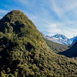 Mount Christina, 2602 m.