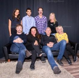 Svea Sigmond, Martin Johansson, Gussy Löwenhielm, Tutti Blixt, Tobias Persson, Katarina Alfredsson, Sverrir Marinosson, Sandra Westin