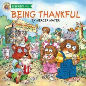 being thankful by mercer mayer children book