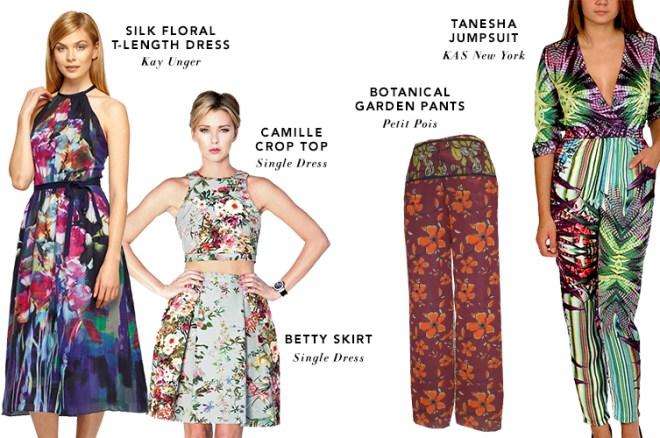 spring fashion, spring 2015, florals, flower, floral shoes,