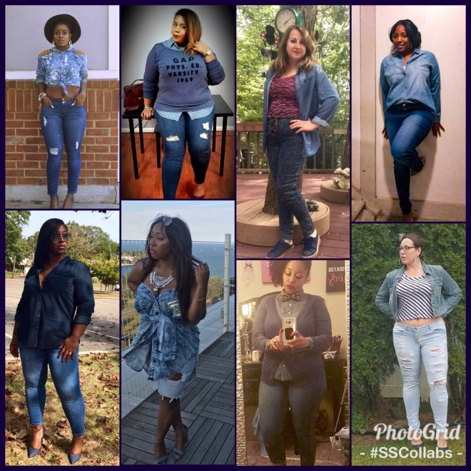 denim on denim looks, fashion, trends for 2017