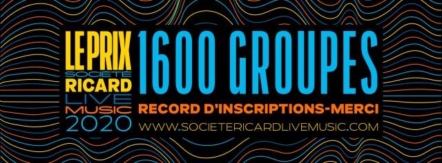 Top 100 Prix Ricard Live Music