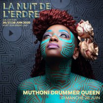 MUTHONI DRUMMER QUEEN