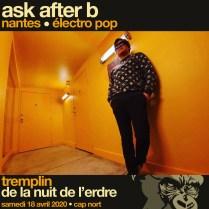 ASK AFTER B-FREDDY TREMBLAY