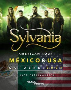 Sylvania anuncia su primera gira internacional