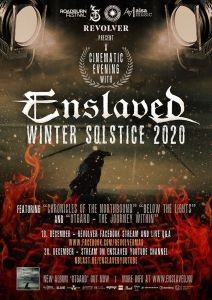 ENSLAVED - Winter Solstice streamed 2020