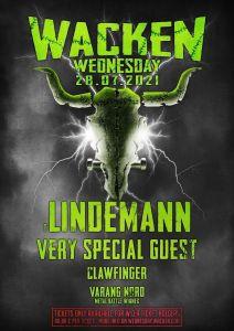 WACKEN - Miércoles: Día adicional para W: O: A 2021