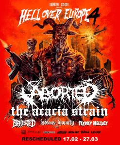 """Aborted - Regresa con nuevo tema  """"Drag Me To Hell"""""""