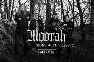 MOORAH firma con Art Gates Records y prepara nuevo disco