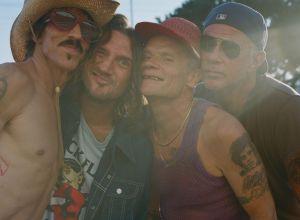 Red Hot Chili Peppers anuncian gira de estadios para 2022