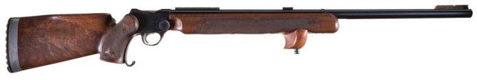 Al Freeland hand made super rifle