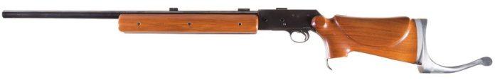 Late Production BSA Martini MK III 22 LR Target Rifle