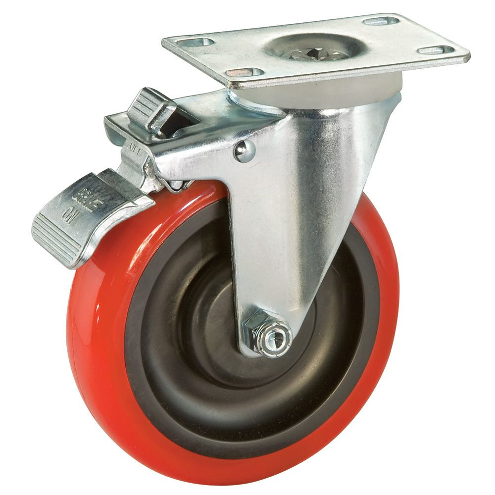 5 Heavy Duty Polyurethane Casters Rockler Woodworking