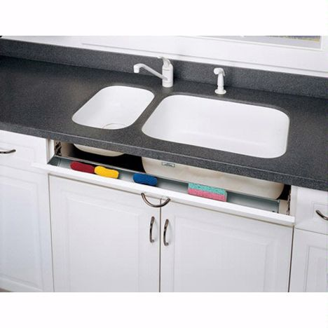 sink front tip out trays rev a shelf 6540 series