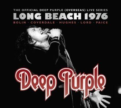 Deep Purple Long Beach 1976