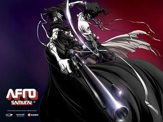Afro samurai e Justice