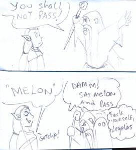 Ah, esses elfos!!!