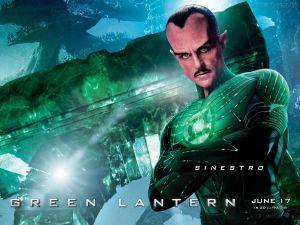 Sinestro: não tenham raiva dele!