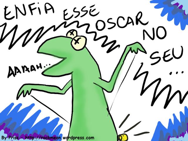 Oscar 2012: mais roubado que isso? Impossível!