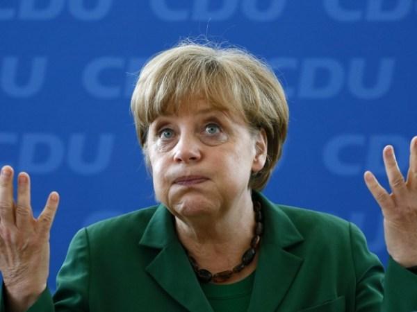 Merkel quando encontra um código que não seguiu essas dicas.