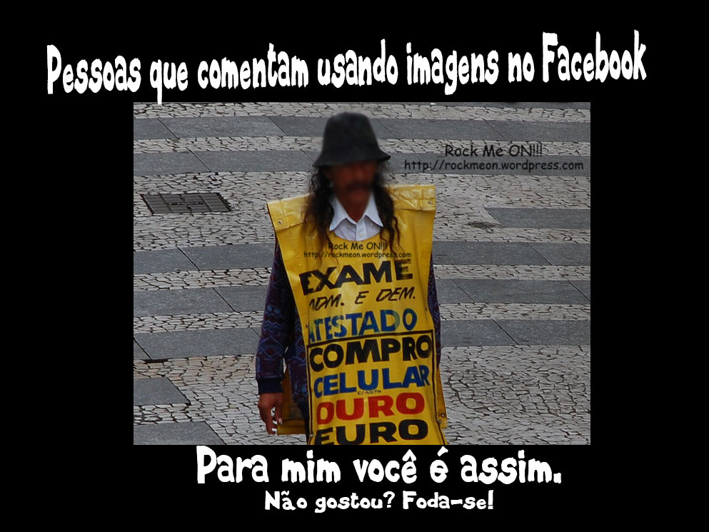 Nova Mania do Facebook!!!