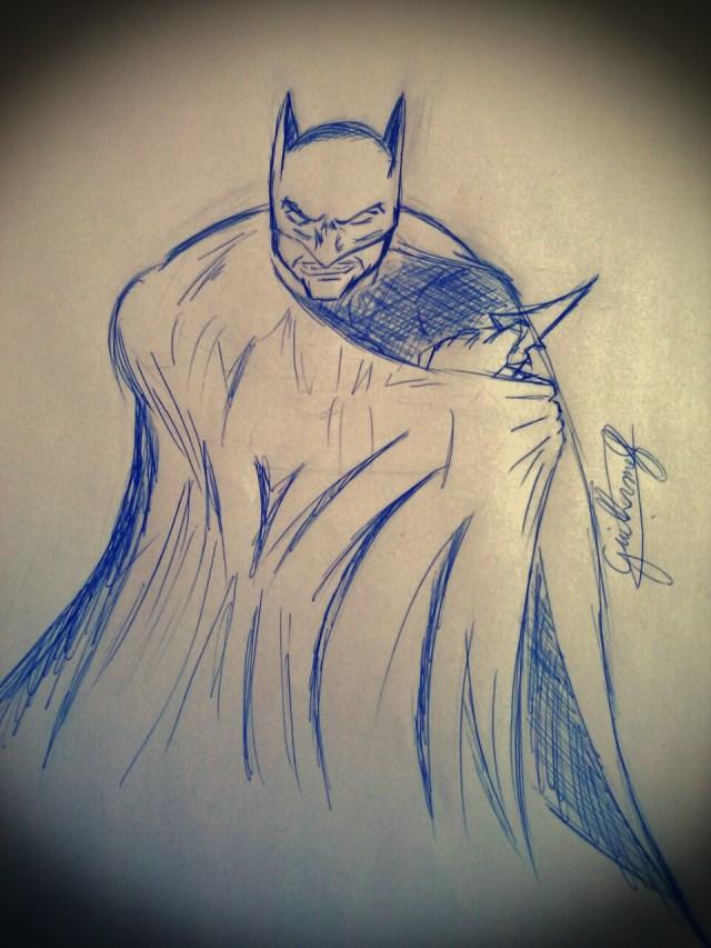 I'm BATMAN!!!!