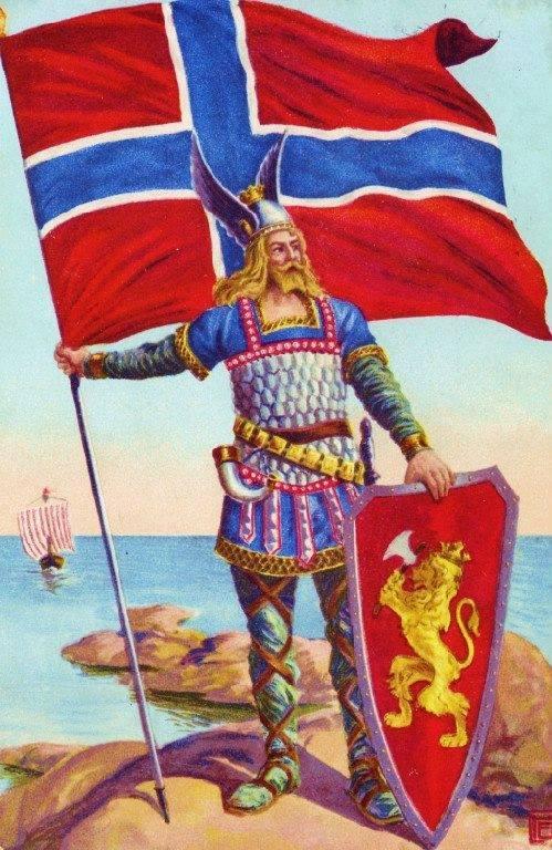 Cansei de Ser Viking: Agora sou Diva e estou Dando Bandeira!