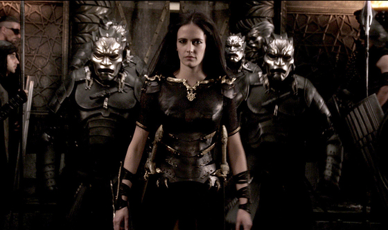 A mulher má e seus ninjas!!!