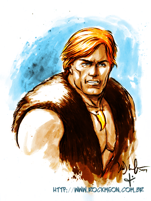Thundarr, The Barbarian!
