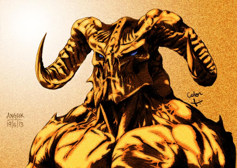 Demon Final