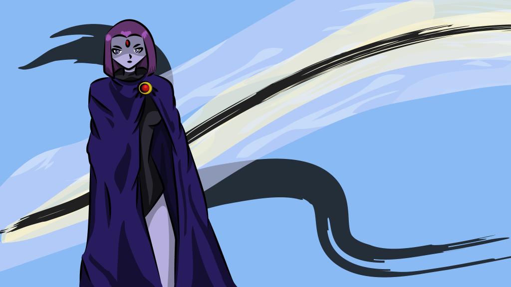 Ravena, Jovens Titans.