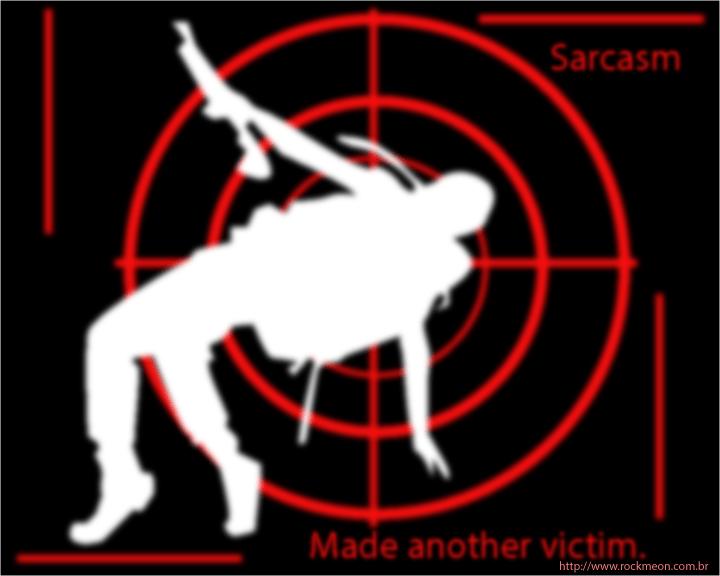 Ou você entende, ou vira vítima!