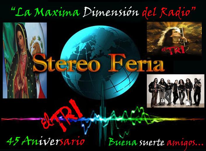 stereo feria