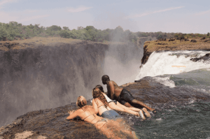 Devil's Pool, Zambia
