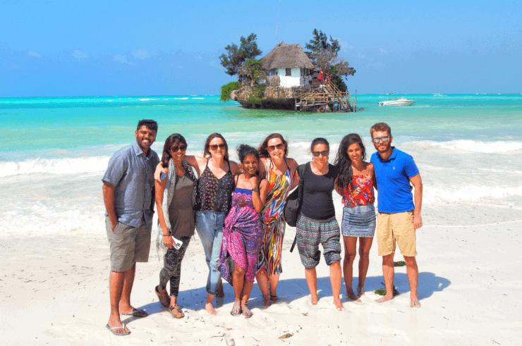 Tanzania & Zanzibar Group Tour