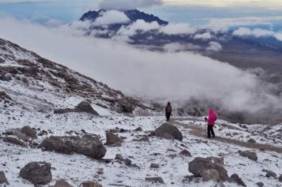 Kilimanjaro Group Tour 5