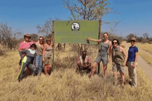 Moremi Game Reserve - Botswana Group Tour
